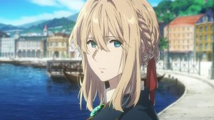 Violet Evergarden: The Movie is Available Now on Netflix